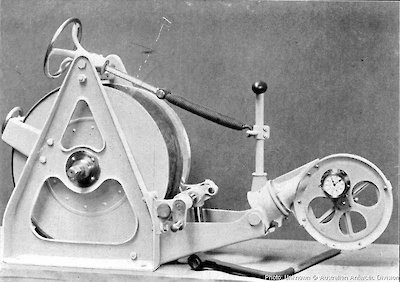 The Lucas automatic sounding machine